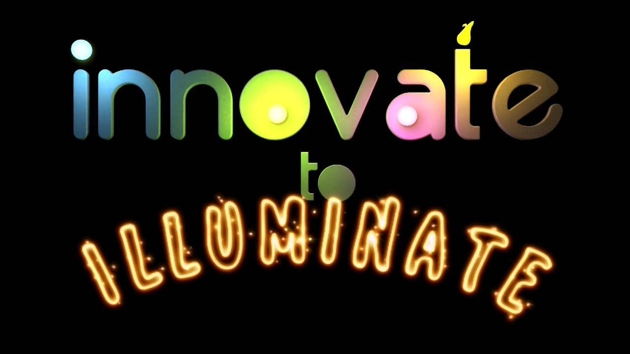 Innovate to Illuminate